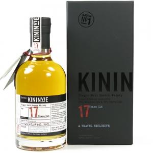 Kininvie 1996 17 Year Old Batch #001