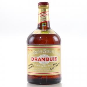 Drambuie Liqueur 1 Litre 1980s / NAAFI Stores