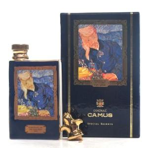 Camus Special Reserve Miniature / Van Gogh Portrait of Dr Gachet Decanter