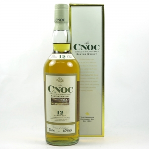 An Cnoc 12 Year Old (Old Style) Front