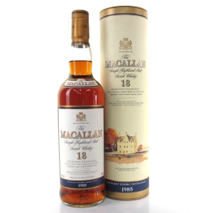 Macallan 18 Year Old 1985