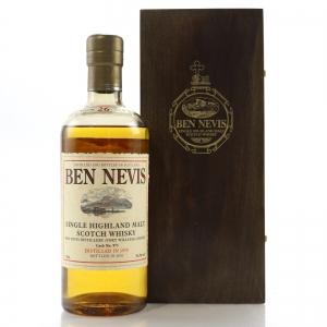 Ben Nevis 1975 Single Cask 26 Year Old #975