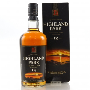 Highland Park 12 Year Old 75cl / early 2000s