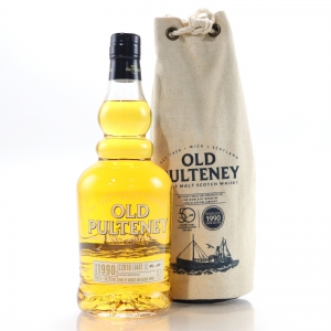 Old Pulteney 1990 Glasgow Airport Exclusive