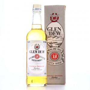 Glen Dew 12 Year Old Malt Whisky 1980s