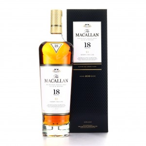 Macallan 18 Year Old 2019 Release