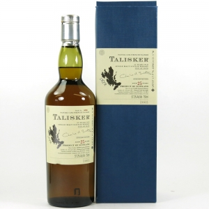 Talisker 25 Year Old 2005 Release (Us Import) 75cl