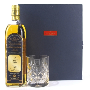 Bushmills 1975 Millennium Malt Single Cask Gift Pack / W and G Group Including Glass