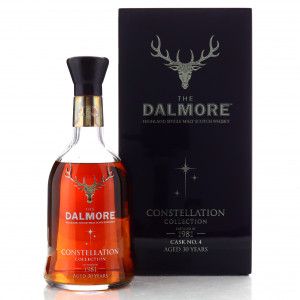 Dalmore 1981 Constellation 30 Year Old Cask #4