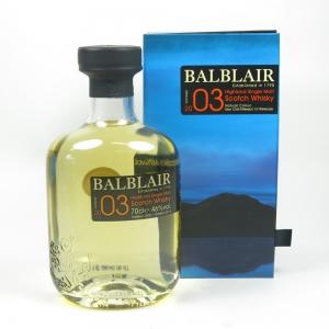 Balblair 2003