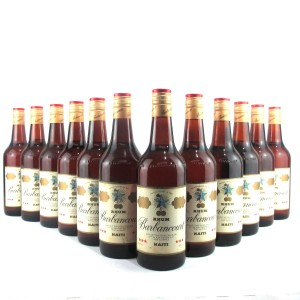 Barbancourt 3 Star Rhum 12 x 75cl 1980s / Case