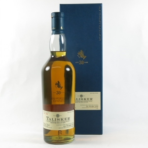 Talisker 30 Year Old 2006 Release front