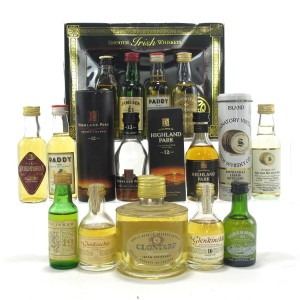 Whisky Miniature Selection 20cl & 13 x 5cl