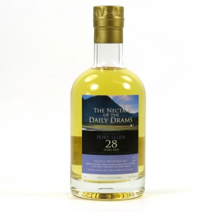Port Ellen 1983 The Nectar of The Daily Drams 28 Year Old