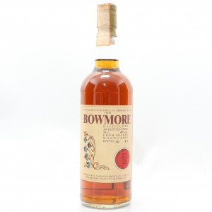 Bowmore 1972 Samaroli Sherry Wood / Flowers 1990