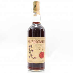 Glendronach 1970 Samaroli Sherry Wood / Flowers 1990
