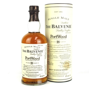 Balvenie 21 Year Old Port Wood 1997 75cl / US Import