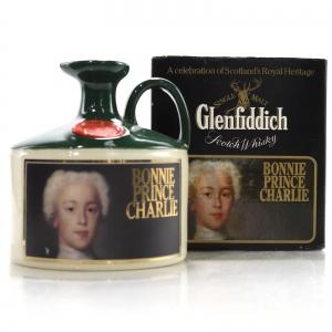 Glenfiddich Heritage Reserve Decanter / Bonnie Prince Charlie