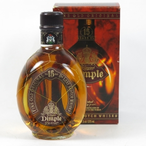 Haig's Dimple 15 Year Old 75cl front