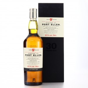 Port Ellen 1979 30 Year Old 9th Release