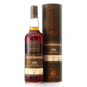 Glendronach 1993 Single Cask 23 Year Old #41