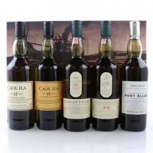 Islay Collection 5 x 20cl / Including Port Ellen 7th Release