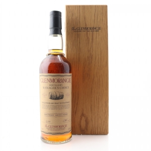 Glenmorangie 1987 Distillery Manager's Choice / Port Pipe Finish