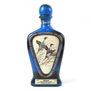 Beam's Kentucky Whiskey Decanter / Pintail