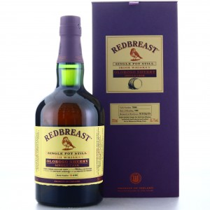 Redbreast 1998 Single Oloroso Cask #70946 / LMDW