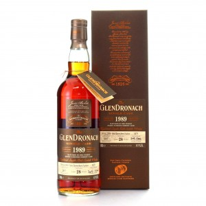 Glendronach 1989 Single Cask 28 Year Old #5476