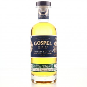 Gospel Spirits Gin Experimental Batch