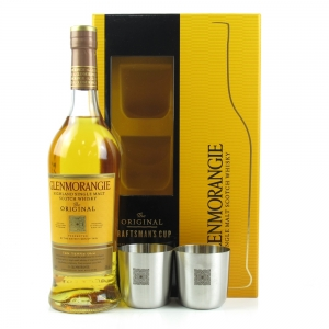 Glenmorangie 10 Year Old Gift Pack Including Craftman's Cups
