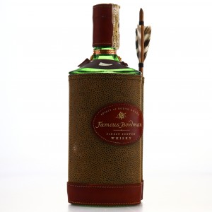 Famous Bowman Finest Scotch Whisky / Spirit of Robyn Hoode