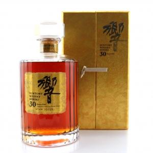 Hibiki 30 Year Old / Suntory 1st Batch