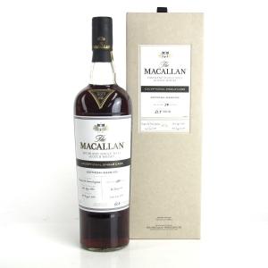 Macallan 1995 Exceptional Cask #5326-06 / US Import 75cl