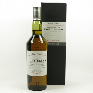 Port Ellen 1979 28 Year Old 7th Release Front