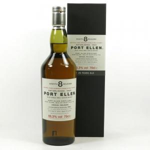 Port Ellen 1978 29 Year Old 8th Release Front