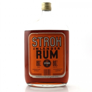 Stroh Inlander Rum 1 Litre 1980s