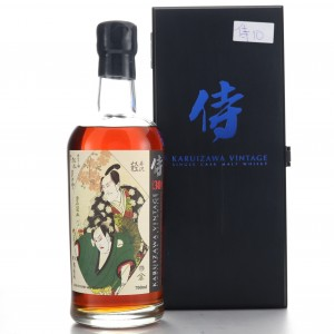 Karuizawa 1984 Single Cask 30 Year Old #6432 / Samurai