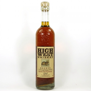 High West Bourye