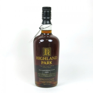 Highland Park 1995 Single Cask Oddbins Exclusive Front