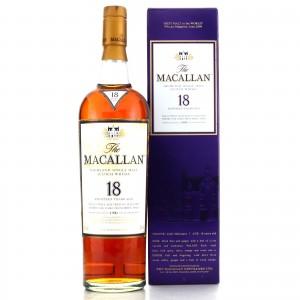 Macallan 1990 18 Year Old