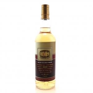 Bowmore 2003 Whisky Agency 10 Year Old / Hedemora Malt Society - One of 17 Bottles