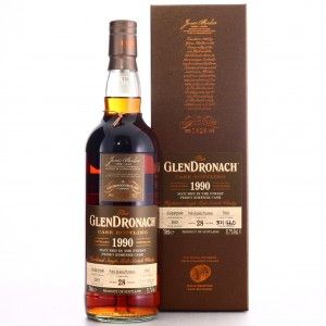 Glendronach 1990 Single PX Cask 28 Year Old #7905