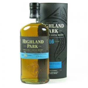 Highland Park 16 Year Old 1 Litre front