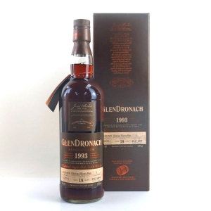 Glendronach 1993 Single Cask 18 Year Old #1