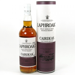 Laphroaig Cairdeas Port Wood Feis Ile 2013 / Signed