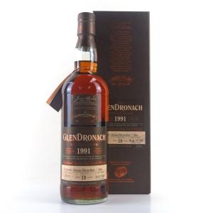 Glendronach 1991 Single Cask 19 Year Old #2406