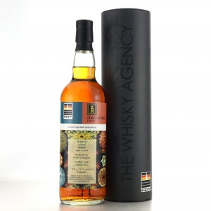Littlemill 1988 Whisky Agency 25 Year Old / Three Rivers