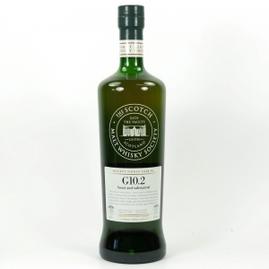 Strathclyde 1977 SMWS 35 Year Old G10.2